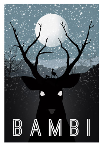 Bambi - Rowan-Stocks Moore