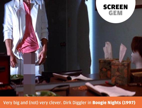 Dos Rombos: El enorme talento de Dirk Diggler