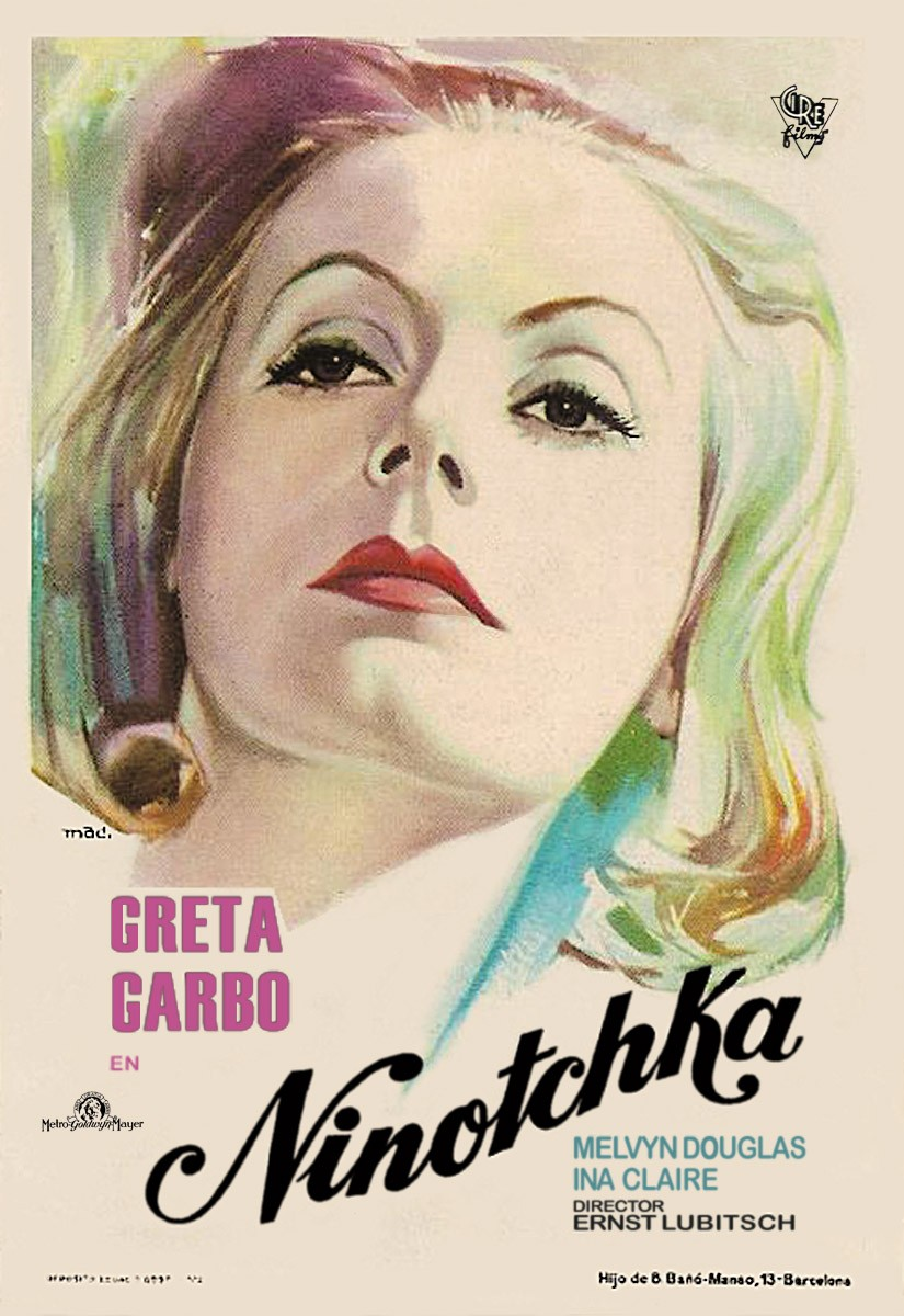 2. Ninotchka