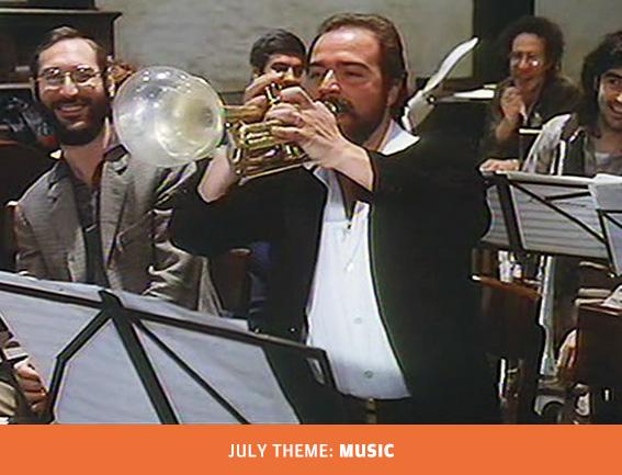 orchestra rehearsal header