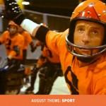 Rollerball header